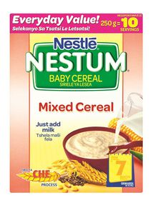Nestle - NESTUM Baby Cereal Mixed Cereal from 7 Months - 250g