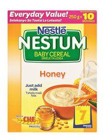 Nestle - NESTUM Baby Cereal Honey from 7 Months - 250g