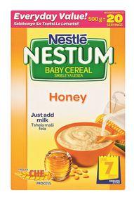 Nestle - NESTUM Baby Cereal Honey from 7 Months - 500g