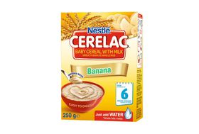 Nestle - CERELAC Baby Cereal Banana - 6 Months - 250g