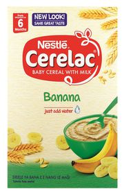 Nestle - CERELAC Baby Cereal Maize from 6 Months - 250g