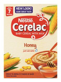 Nestle - CERELAC Baby Cereal Honey from 7 Months - 250g
