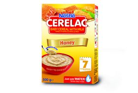 Nestle - CERELAC Baby Cereal Honey from 7 Months - 500g