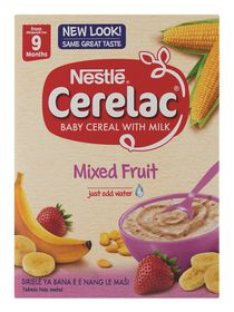 Nestle - CERELAC Baby Cereal Mixed Fruit - 500g
