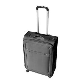 Gino De Vinci Lumiere Vertical Trolley Case 59cm - Black