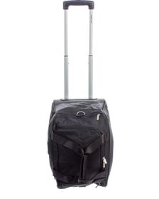Gino De Vinci Lumiere On Board Roller Bag - Black