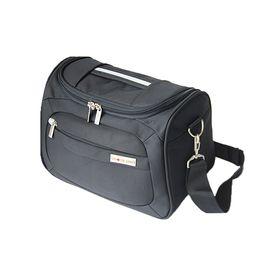 Gino De Vinci Lumiere Beauty Bag - Black