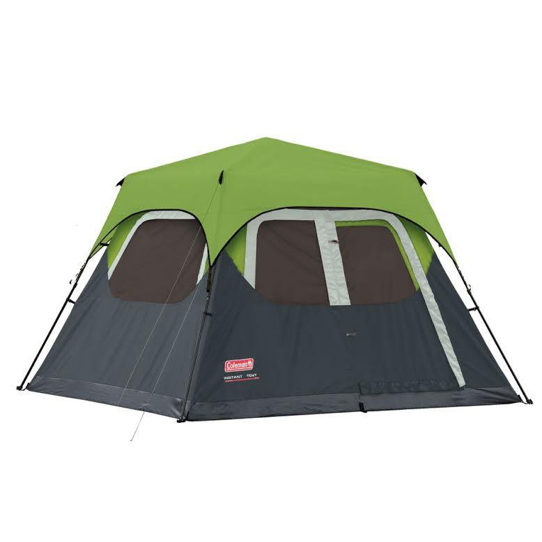 Coleman - 6 Man Instant Cabin Tent u0026 Flysheet - Green. Loading zoom  sc 1 st  Takealot.com & Coleman - 6 Man Instant Cabin Tent u0026 Flysheet - Green | Buy Online ...