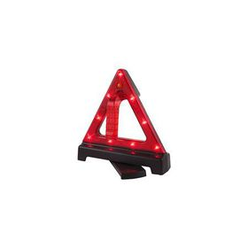 Eco - Warning Triangle - Red