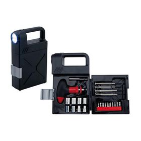 Eco - Shine Tool Kit - Black