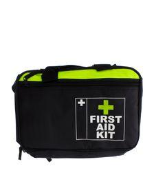 Eco - Medical Aid Bag - Black and Lime