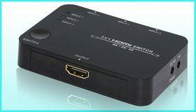HDCVT 3x1 HDMI 4k Switch