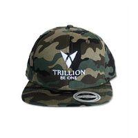 Trillion- Camo Snapback- Camo <br />