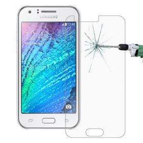 Tuff-Luv Tempered Glass Screen Protector for the Samsung J3 - Clear