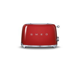 Smeg - 2 Slice Toaster - Fiery Red