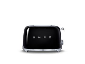 Smeg - 2 Slice Toaster - Glossy Black