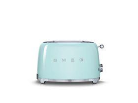 Smeg - 2 Slice Toaster - Pastel Green