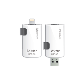 Lexar JumpDrive M20i Dual-Drive 32GB for Apple