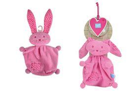 Lief! - Doudou 21cm Rabbit - Rose