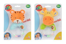 Simba - ABC Plush Ring Rattle