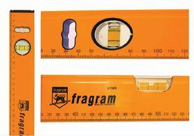 Fragram - Aluminium 2-Vial Level - 300mm