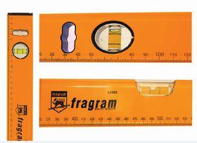 Fragram - Aluminium 2-Vial Level - 1000mm