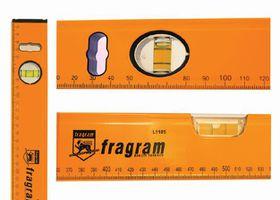 Fragram - Aluminium 2-Vial Level - 1200mm