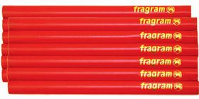 Fragram - Carpenters Pencil - 12 Piece