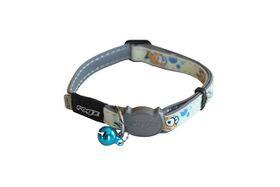 Rogz - GlowCat 8mm Glow-in-the-Dark Collar - Goldie