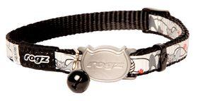 Rogz - oCat 11mm Collar - Black