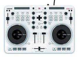 Casio VJAY / DJAY Controller (XW-J1H2)