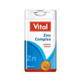 Vital Zinc Complex Tablets 100