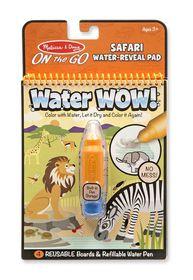 Melissa & Doug Water Wow Safari