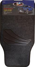 Moto-Quip - 4 Piece Velour Carpet Mat Set