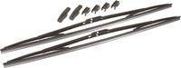 Moto-Quip - Wiper Blade Pair - 48cm