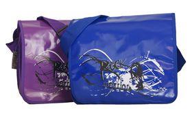 Fino Unisex Crossbody Messenger Bag clearance Pack (TPN01) - Blue & Purple