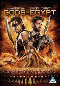 Gods of Egypt (DVD)