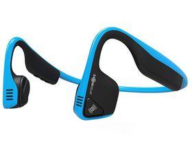 Aftershokz Out of Ear Bone Conduction Headphones Trekz Titanium - Ocean Blue