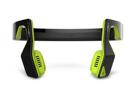 Aftershokz Out of Ear Bone Conduction Headphones Bluez 2S A500S - Neon