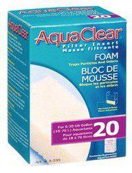 Aquaclear - 20 Stage 1 Foam Filter Insert