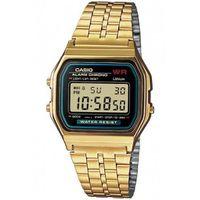 Casio Mens A159WGEA-1DF Retro Digital Watch