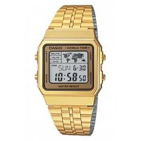 Casio Mens A500WGA-9DF Digital Watch
