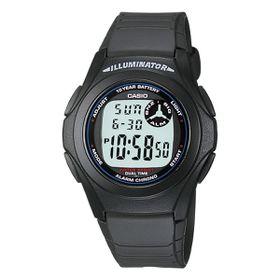 Casio Mens F200W-1AUDF Illuminator Digital Watch
