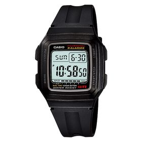 Casio Mens F201WA-1AUDF Digital Watch