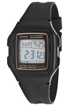 Casio Mens F201WA-9AUDF Digital Watch