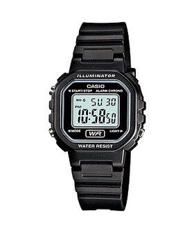 Casio Ladies LA-20WH-1ADF Illuminator Digital Watch