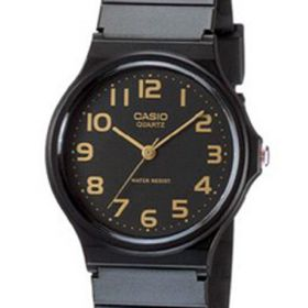 Casio Mens MQ24L-1B2 Analogue Watch