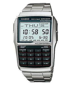 Casio Mens DBC-32D-1ADF Data Bank Calculator