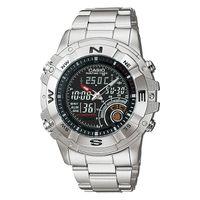 Casio Mens AMW-705D-1AVDF Outgear Moon Phase Hunting Anidigital Watch