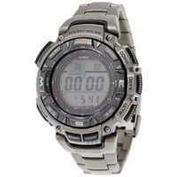 Casio Mens PRG-240T-7DR Protrek Titanium Triple Sensor Extreme Outdoor Watch